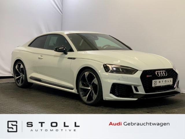 Audi RS5 Coupe RS-AbGas+RS-Design+RS Komfort, Jahr 2018, Benzin