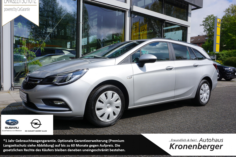 Opel Astra 1.0 Business Edition ECOTEC, Jahr 2019, Benzin