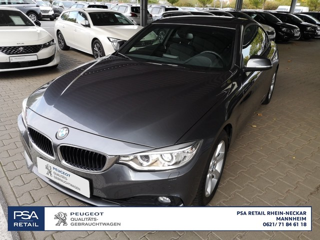 BMW 420i Coupe Advantage*GSD*XENON*NAVI*SHZ*PDC*, Jahr 2016, Benzin