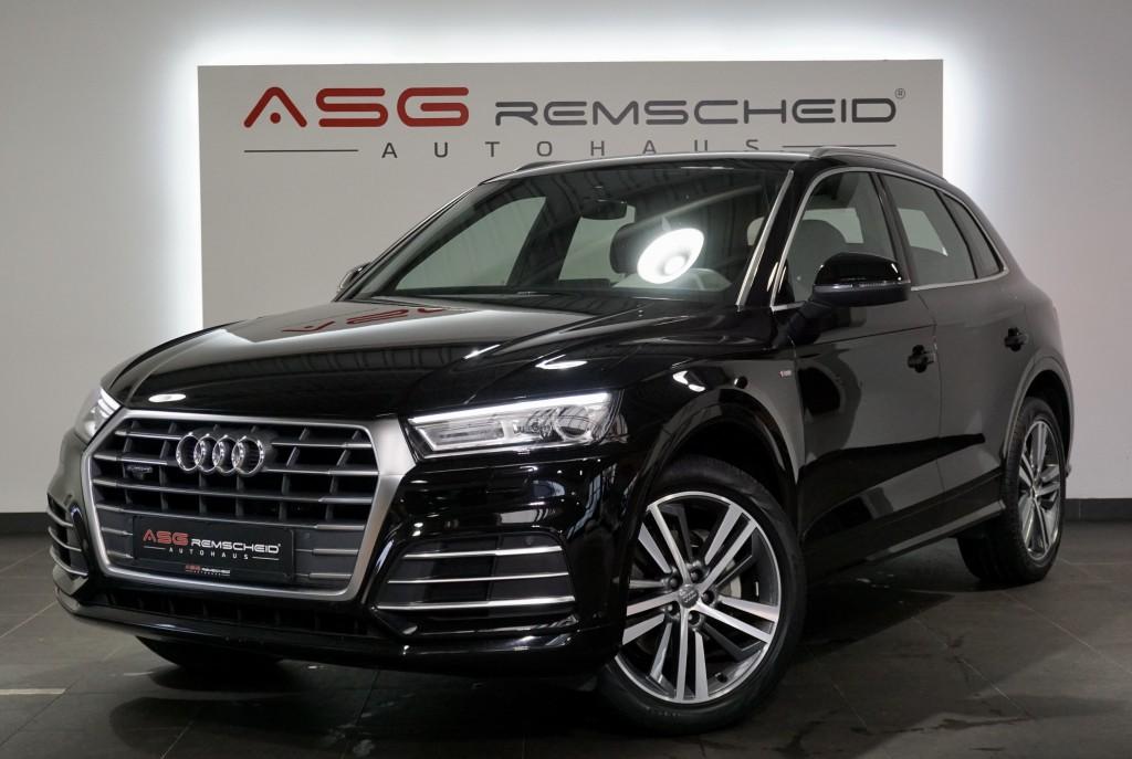 Audi Q5 2.0 TDI S-Tr. q. 2x S Line *1.Hand *20Zoll *, Jahr 2017, Diesel
