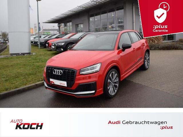 Audi SQ2 2.0 TFSI q. S-Tronic S-Line Ext. + Interieur Paket!, ACC,, Jahr 2019, petrol