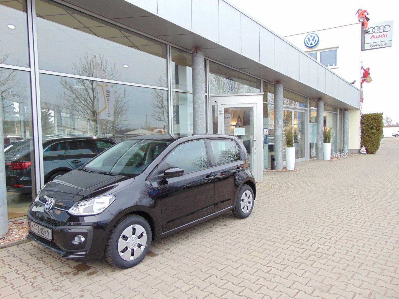 Volkswagen up! move up! PDC Sitzheizung, Jahr 2018, Benzin