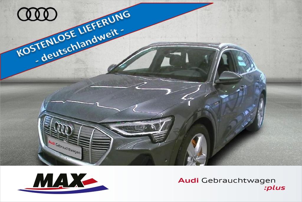 Audi e-tron 55 quattro S line >LEASING AB 599.- EURO<, Jahr 2020, Elektro