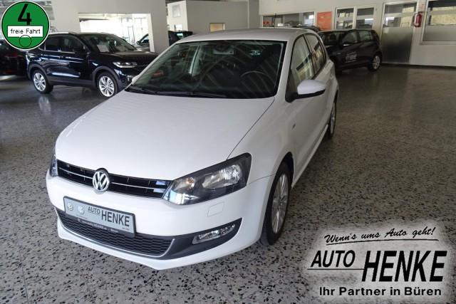 Volkswagen Polo 1.2 TSI Life Klima Einparkhilfe, Jahr 2013, Benzin