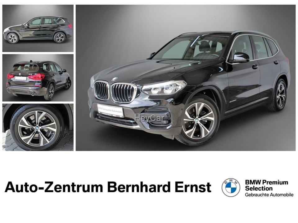 BMW X3 xDrive20d AT Aut. Navi Business Panorama RFT, Jahr 2018, Diesel