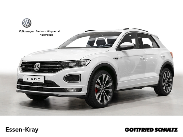 Volkswagen T-Roc SPORT 1.5 TSI DSG VC NAVI AHK PANO R-LINE, Jahr 2020, Benzin