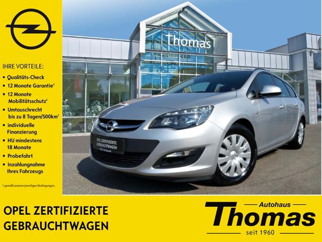 Opel Astra ST Edition 1.7 CDTI AGR Navi Klima SHZ PDC Temp, Jahr 2014, Diesel