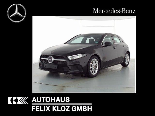 Mercedes-Benz A 200 d Progressive MBUX High-End*LED*Sitzhzg*8G, Jahr 2020, Diesel
