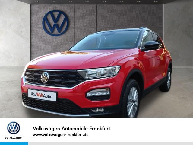Volkswagen T-ROC 1.5 TSI DSG Style Navi ACC FrontAssist LaneAssist T-ROC 1.5 CL BT110 TSID7F, Jahr 2021, Benzin