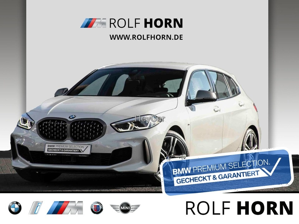 BMW M135iA xDrive PDC LED Navi DAB Sitzheizung, Jahr 2020, Benzin