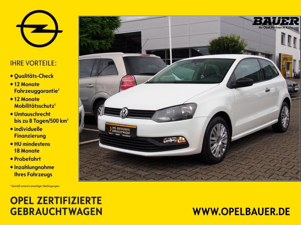 Volkswagen Polo 1.0 Trendline, Jahr 2014, Benzin