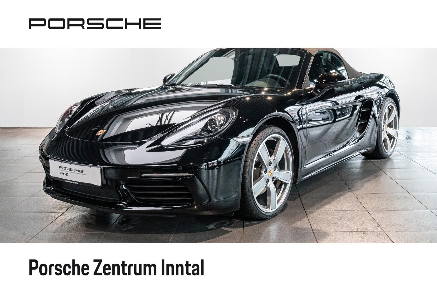 Porsche Boxster (718) | 20-Zoll Carrera Sport Räder |, Jahr 2018, Benzin