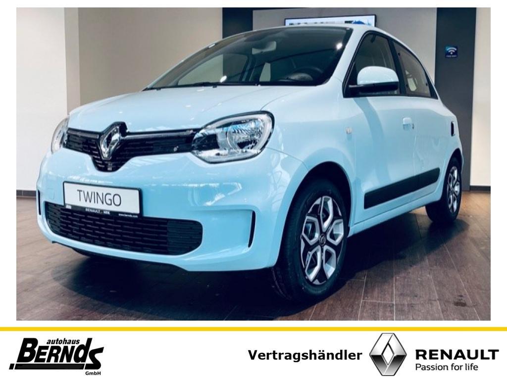 Renault Twingo SCe65 LIMITED R&GO-KLIMA-PAKET SITZHEIZ., Jahr 2021, Benzin
