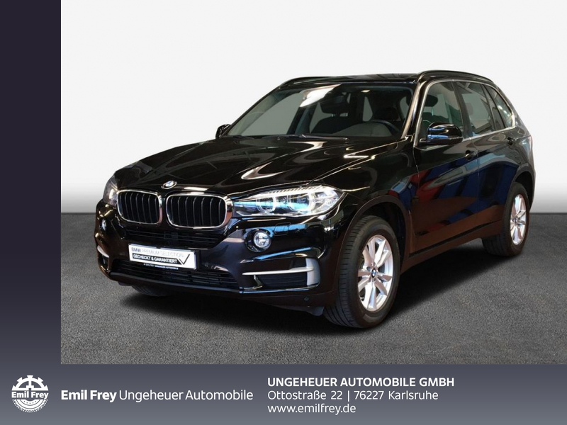 BMW X5 sDrive25d Xenon Navi Prof. AHK Klimaaut. Shz, Jahr 2017, Diesel