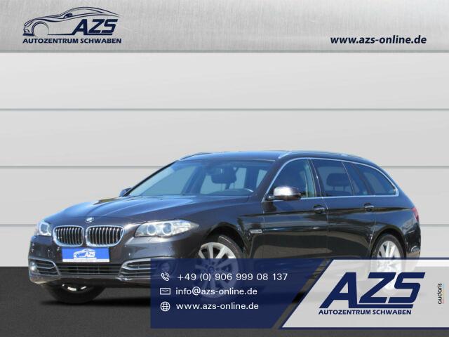 BMW 520dA Luxury | Navi | Leder | Xenon | 1,99% |, Jahr 2015, Diesel