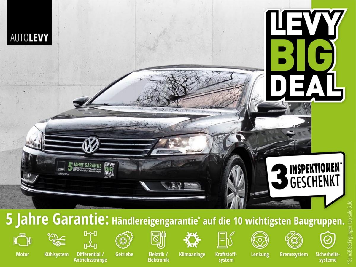 Volkswagen Passat 1.8 TSI Comfortline *PDC*Navi*8-fach bere, Jahr 2012, Benzin
