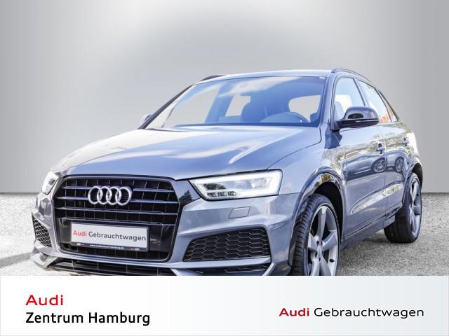 """Audi Q3 1,4 TFSI COD sport S tronic S LINE LED 20""""ZOLL, Jahr 2017, petrol"""