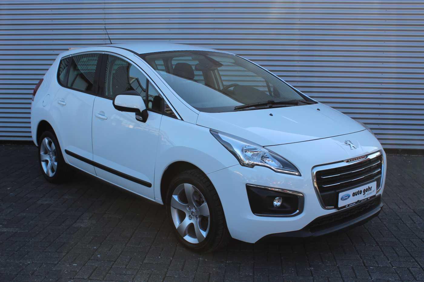 Peugeot 3008 155 Active *GANZJAHRESREIFEN*PARKSENSOREN*, Jahr 2014, Benzin
