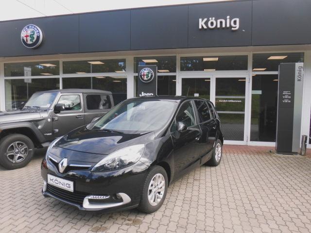 Renault Scenic 1.2 TCe 115 AHK (Paris ENERGY), Jahr 2013, Benzin