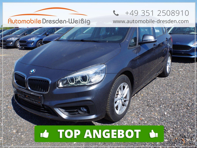 BMW 216d Advantage*EU6*LED*Navi*ParkAssist, Jahr 2016, Diesel