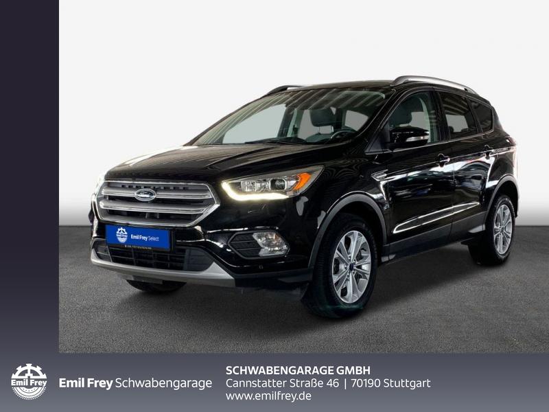 Ford Kuga 1.5 EcoBoost 2x4 Titanium elektr.Heckklappe, Jahr 2016, Benzin