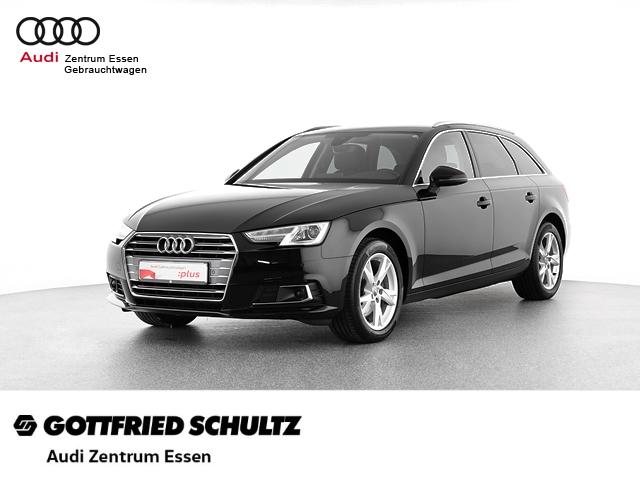 Audi A4 Avant sport S-TRONIC NAV PLUS SHZ XENON PDC VO HI FSE MUFU, Jahr 2018, Diesel