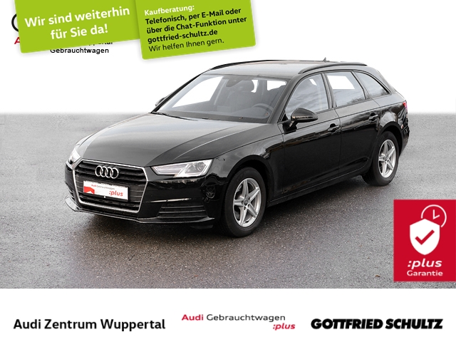Audi A4 Avant 1.4TFSI GRA KEYLESS XEN NAV FSE PDC MUFU Sport, Jahr 2017, Benzin