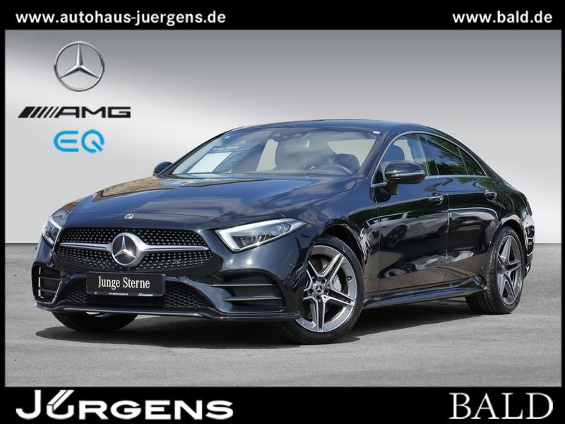Mercedes-Benz CLS 300 d Coupé AMG-Sport/Navi/Wide/ILS/SHD/HUD, Jahr 2018, Diesel
