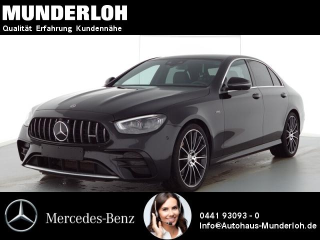 Mercedes-Benz AMG E 53 4MATIC+ Massage Distronic 20'' Sitzkli, Jahr 2020, Benzin