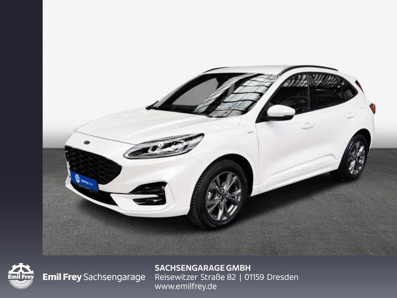 Ford Kuga 1.5 EcoBoost ST-LINE X LED HuD Winter-Pak., Jahr 2020, Benzin
