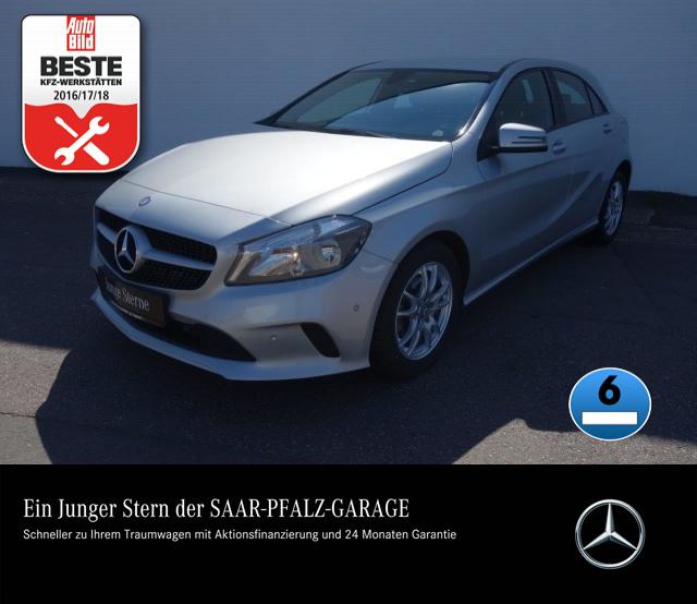 Mercedes-Benz A 160 d NAVI*PTS*SITZHEIZUNG*KLIMA*AUDIO-20*RDK*, Jahr 2015, diesel