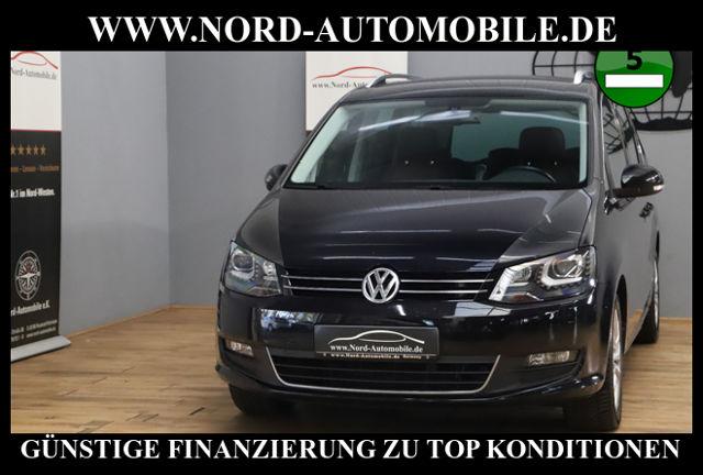 Volkswagen Sharan 2.0 TDI Comfortline DSG*Leder*Navi*Xenon, Jahr 2014, Diesel