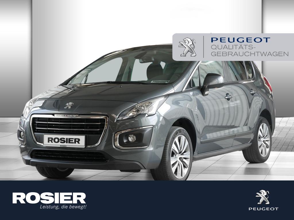 Peugeot 3008 Active 1.6 BlueHDI 120, Jahr 2016, Diesel