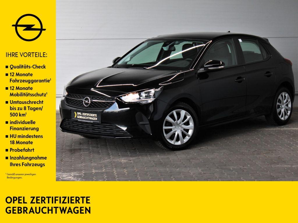 Opel Corsa 1.2 Edition PDC Allwetter SHZ Spurassist., Jahr 2020, Benzin