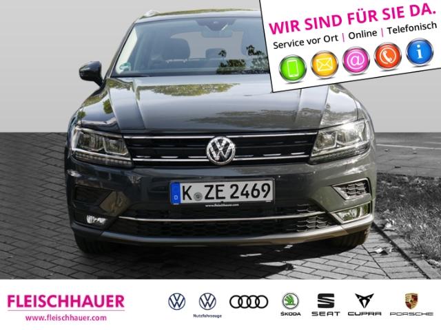 Volkswagen Tiguan Highline 1.5 TSI EU6d-T NAVI ACC, Jahr 2020, Benzin