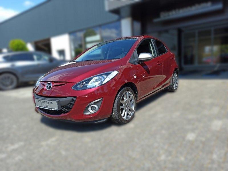 Mazda 2 1.3 Sendo *Klimaa* PDC hi.*Sitzheizung*, Jahr 2014, Benzin