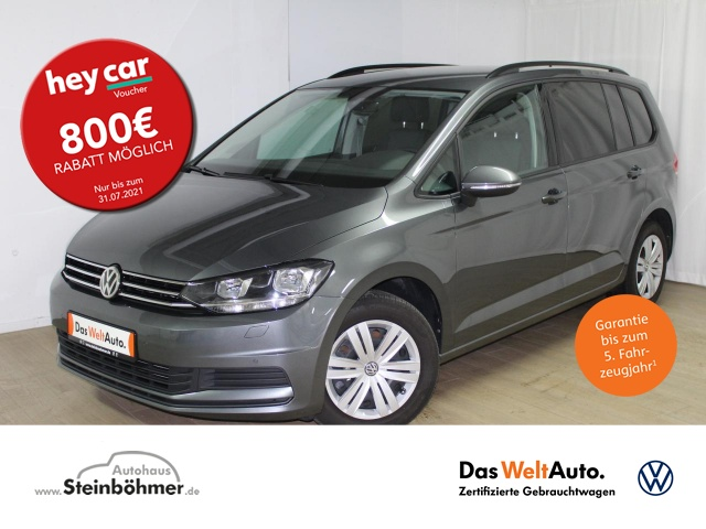 Volkswagen Touran Comfortline 2.0TDI 7-Sitze ACC 5jGarant., Jahr 2020, Diesel