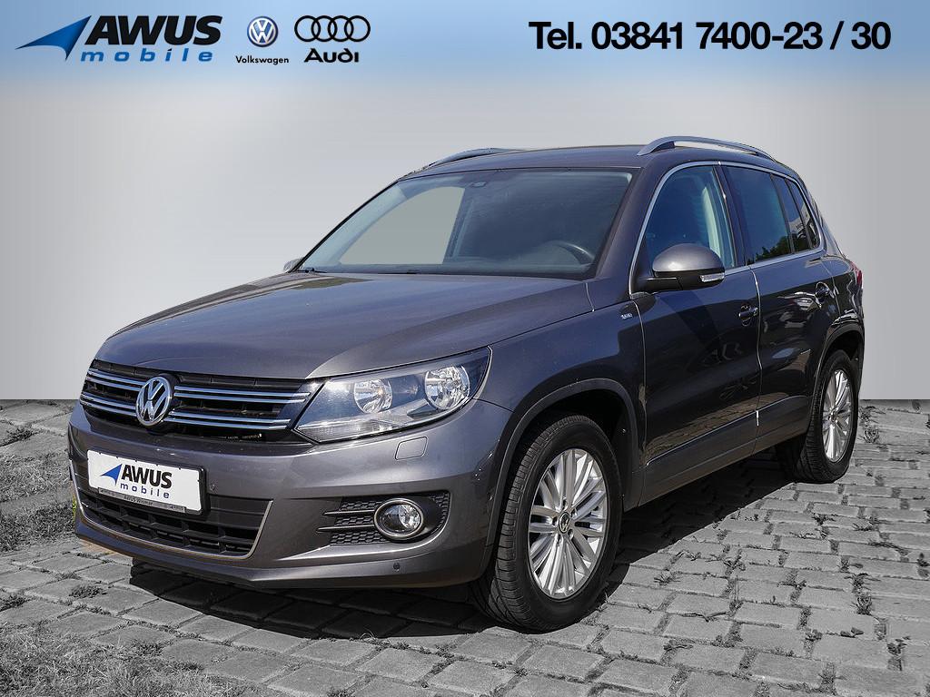 Volkswagen Tiguan 2.0 TDI Sport & Style, Jahr 2014, Diesel