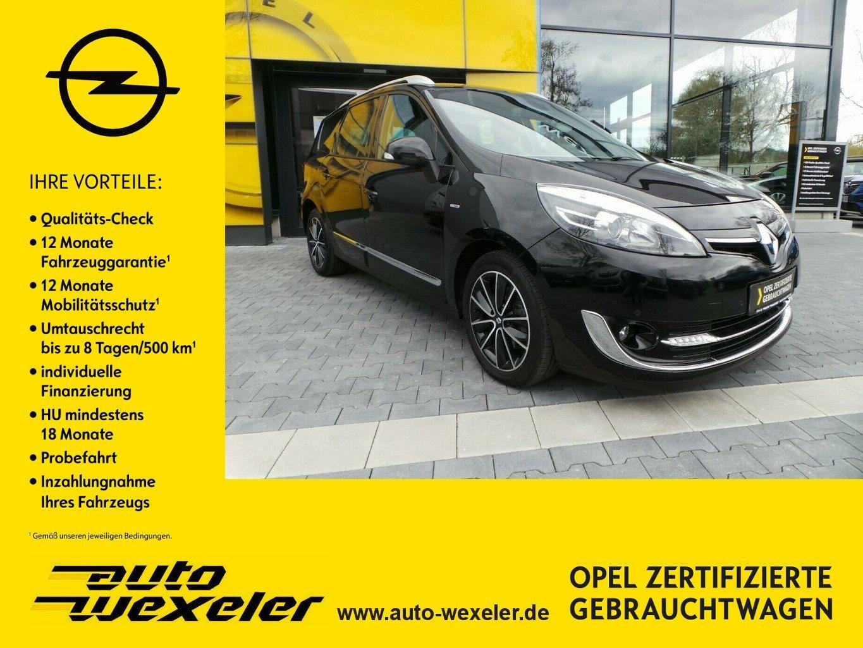 Renault Scenic Grand BOSE Edition 1.5,Navi,7 Sitze,AAC, Jahr 2013, Diesel