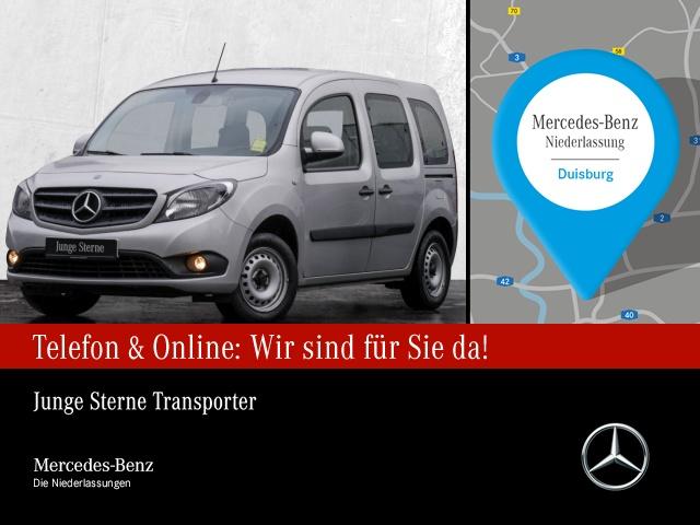 Mercedes-Benz Citan 108 CDI Tourer Lang Klima Euro 6, Jahr 2017, Diesel