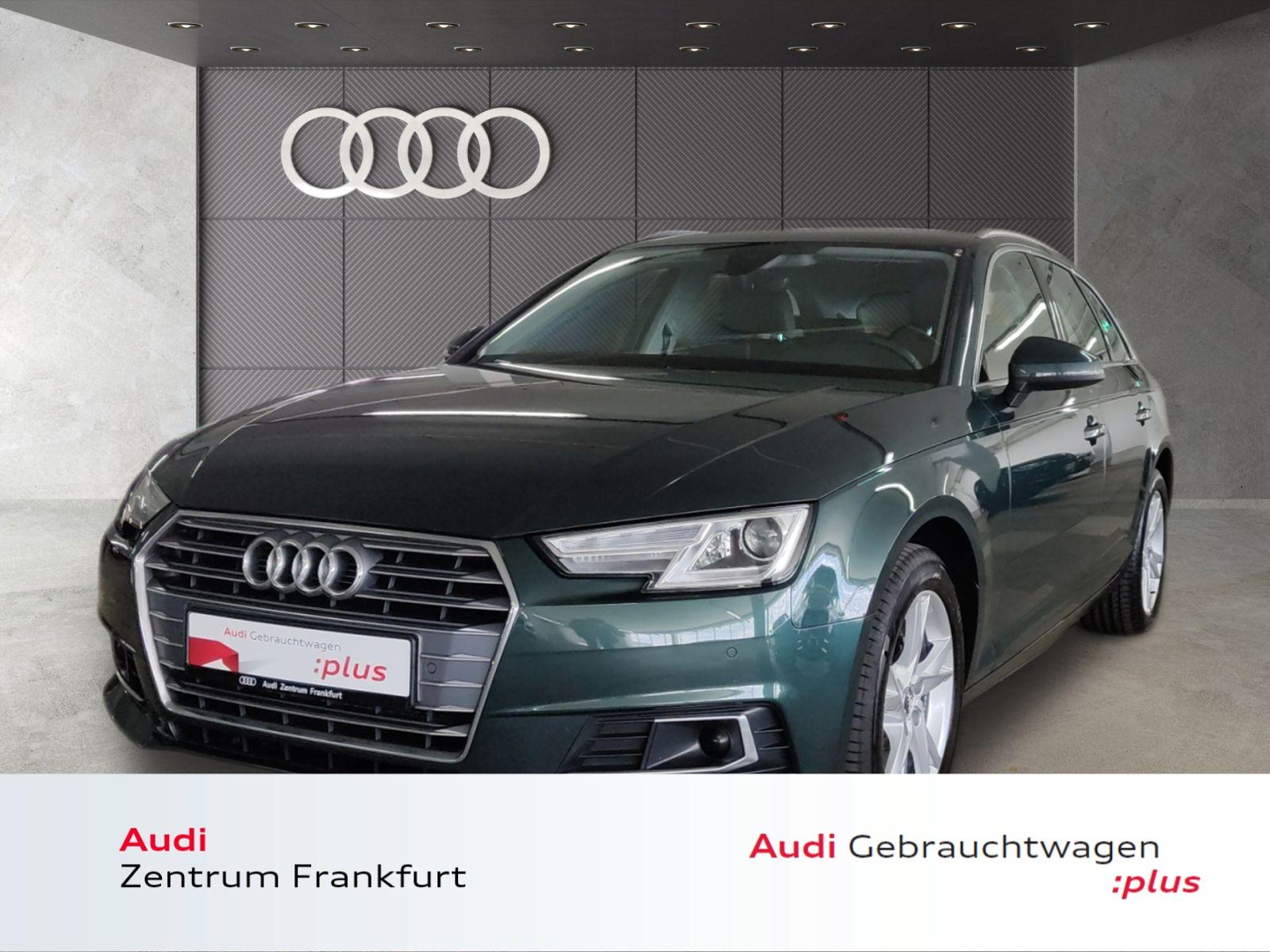 Audi A4 Avant 2.0 TDI sport Navi Xenon Tempomat PDC Sitzheizung, Jahr 2018, Diesel