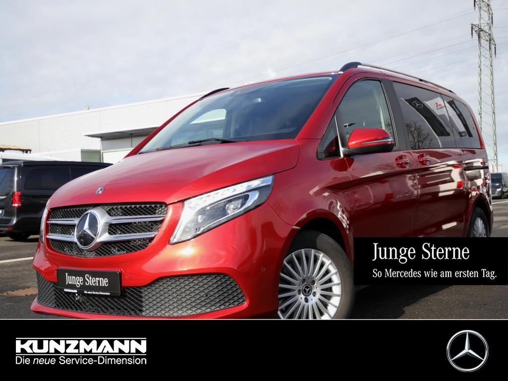 Mercedes-Benz V 300 d Edition kompakt Comand LED Distronic AHK, Jahr 2020, Diesel