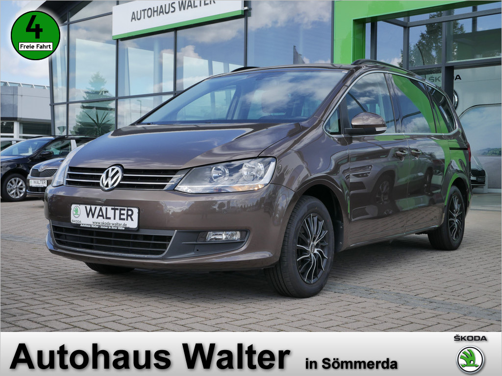 Volkswagen Sharan 1.4 TSI Comfortline BMT/Start-Stopp, Jahr 2013, Benzin
