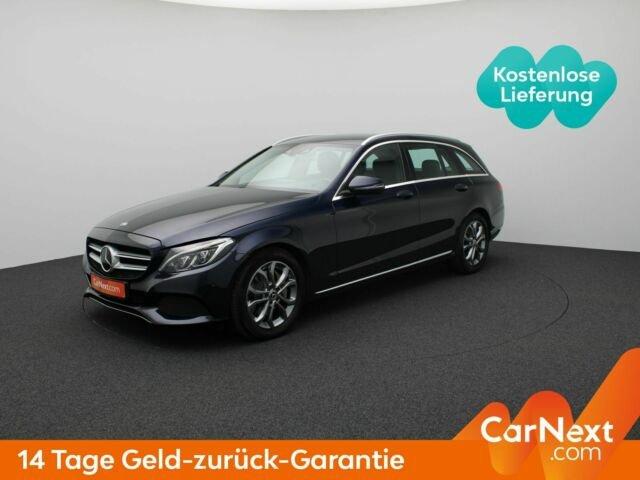 Mercedes-Benz C 250 d T 9G-TRONIC Avantgarde, Jahr 2017, Diesel