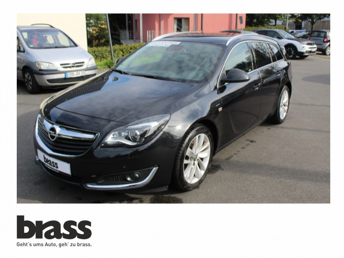 Opel Insignia 1.6 CDTI Sports Tourer ecoFLEXStart/Stop, Jahr 2016, Diesel