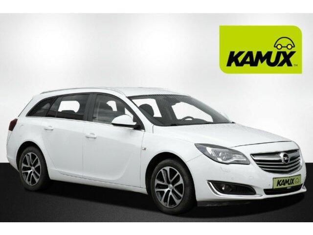 Opel Insignia 2.0 CDTI Aut.+Navi+PDC+Kamera+Klimaaut., Jahr 2014, Diesel