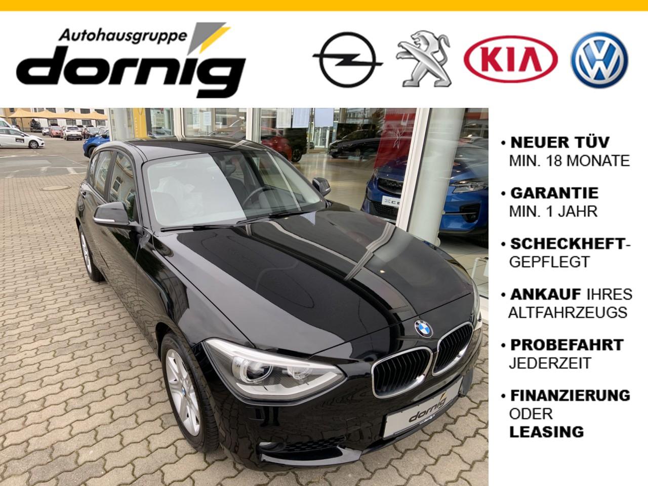 BMW 116i Sitzheizung,Xenon,NS,PDC, Jahr 2013, Benzin