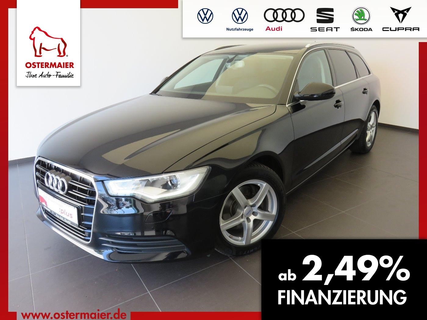 Audi A6 Avant 2.0TDI 177PS.XENON.NAVI.LEDER.STRONIC.S, Jahr 2014, Diesel