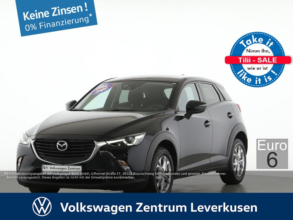 Mazda CX-3 2.0 Exclusive-Line, Jahr 2016, Benzin
