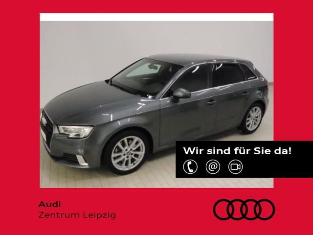 Audi A3 Sportback 2.0 TFSI sport quattro *Xenon*BT*, Jahr 2018, Benzin